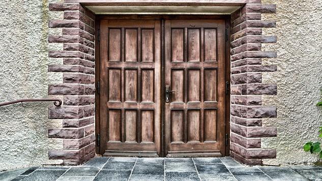 Behind These Doors